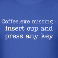 Design ~ COFFEE.EXE MISSING