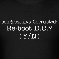 Design ~ CONGRESS.SYS CORRUPTED