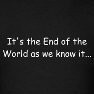 Design ~ End Of The World Rapture