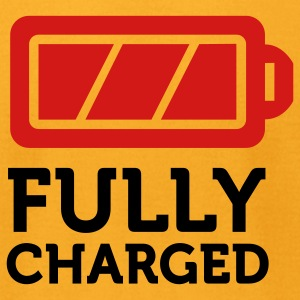 Fully Charged (2c) T-Shirts - Men's T-Shirt by American Apparel