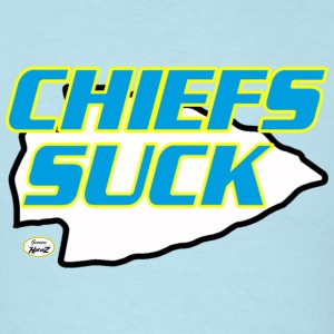 chiefsucksd T-Shirts - Men's T-Shirt