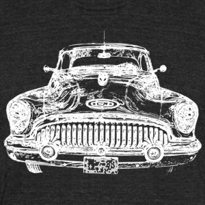 classic US car T-Shirts - Unisex Tri-Blend T-Shirt by American Apparel
