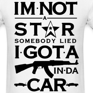 Im Not A Star (John) T-Shirt - Men's T-Shirt