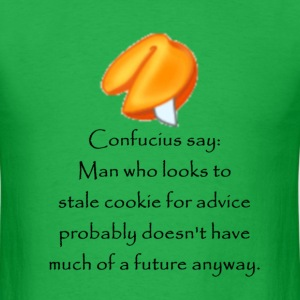 fortune_cookie T-Shirts - Men's T-Shirt
