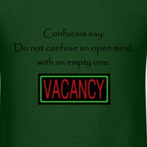 vaccancy T-Shirts - Men's T-Shirt