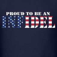 Design ~ Proud To Be An Infidel