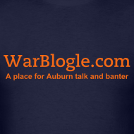 Design ~ WarBlogle.com - Orange Text