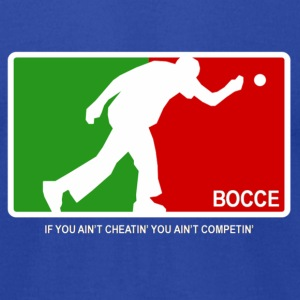 Bocce - Men's T-Shirt by American Apparel