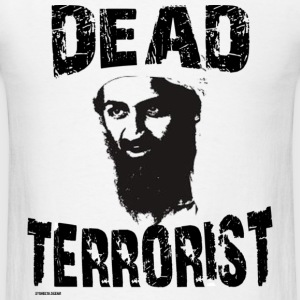 osama T-Shirts - Men's T-Shirt