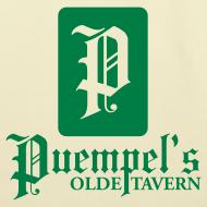 Design ~ Puempel's Logo Tote Bag