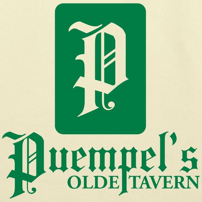 Puempel's Logo Tote Bag
