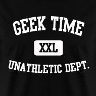 Design ~ GeekTime Unathletic Dept