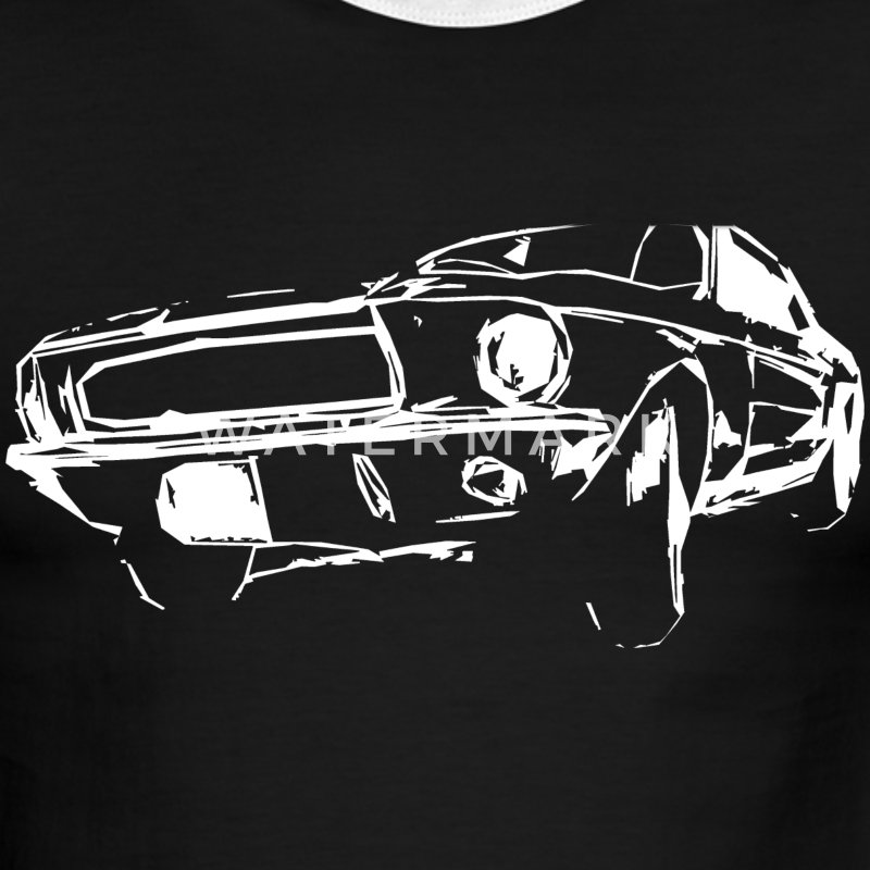 classic us car t shirt spreadshirt. Black Bedroom Furniture Sets. Home Design Ideas
