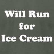 Design ~ Will Run For Ice Cream