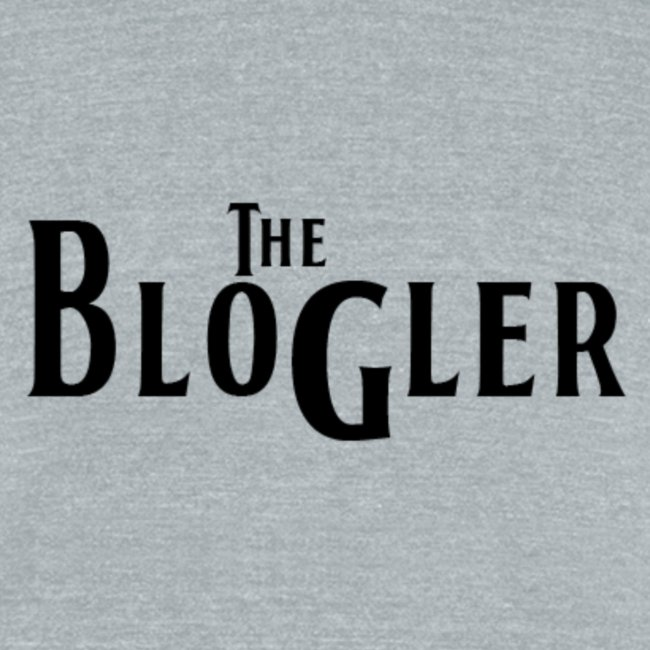 Blogler - Vintage - Black Text