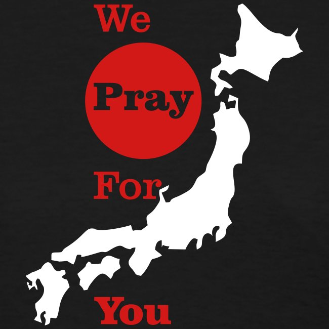 We Pray for You Two Color