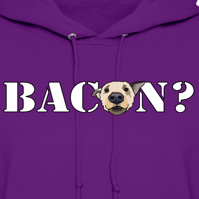 BACON DOG TEASE