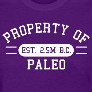 Property of Paleo Women's T-Shirts - Women's T-Shirt
