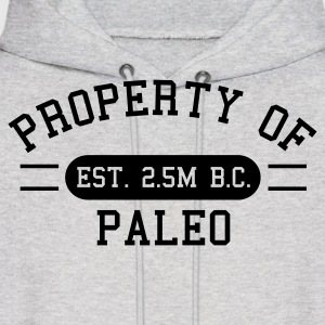 Property of Paleo Hoodies - Men's Hoodie