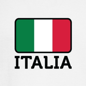 Flag Italia (dd) Long Sleeve Shirts - Men's Long Sleeve T-Shirt