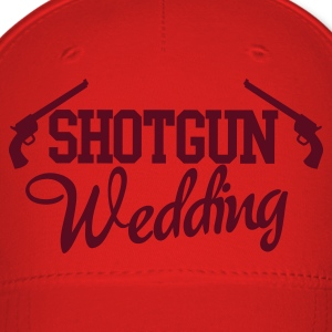 shotgun wedding with 9 irons Caps - Baseball Cap