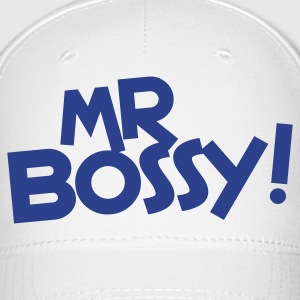 mr bossy ! Caps - Baseball Cap