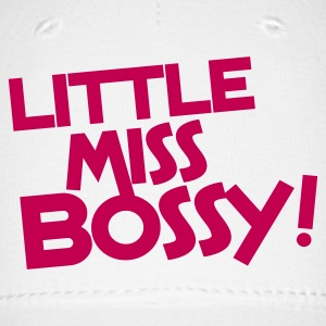 little miss bossy ! Caps - Baseball Cap