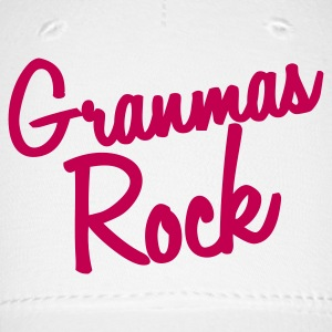 granmas's rock Caps - Baseball Cap