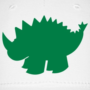 dinosaur with a spiny back Caps - Baseball Cap