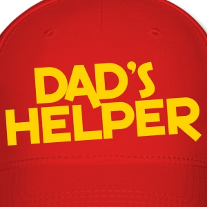 dad's helper Caps - Baseball Cap