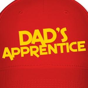 dad's apprentice Caps - Baseball Cap