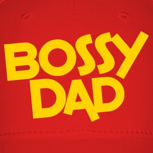 bossy dad Caps - Baseball Cap