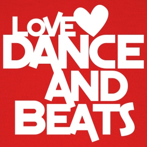 love dance and beats Caps - Baseball Cap
