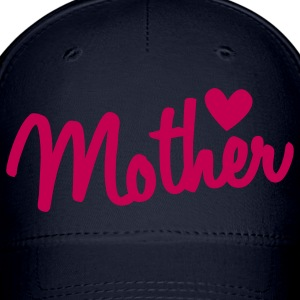 mother type with a heart Caps - Baseball Cap