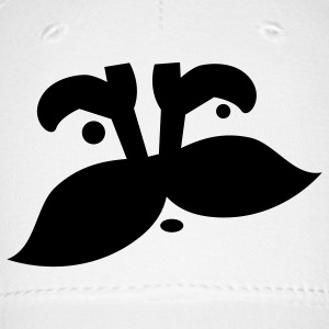 man moustache Caps - Baseball Cap