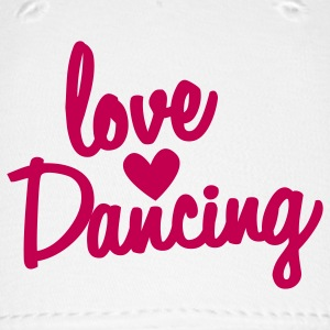 love dancing Caps - Baseball Cap