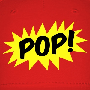 pop! on a star comic Caps - Baseball Cap