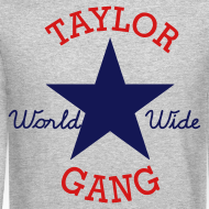 Design ~ Taylor Gang World Wide Sweater