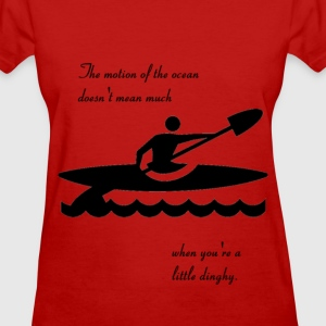 motion_of_the_ocean Women's T-Shirts - Women's T-Shirt