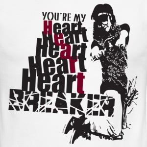 GD Heart Breaker T-Shirts - Men's Ringer T-Shirt