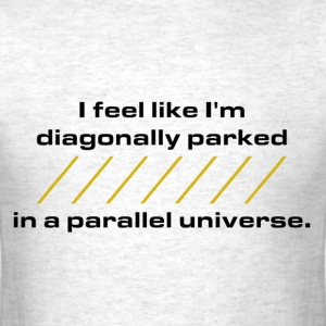 diagonally_parked T-Shirts - Men's T-Shirt