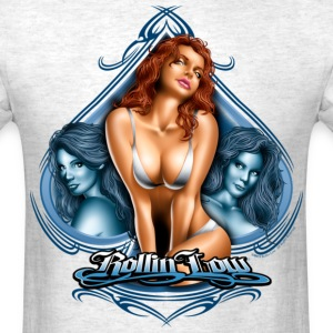 Threesome by RollinLow T-Shirts - Men's T-Shirt
