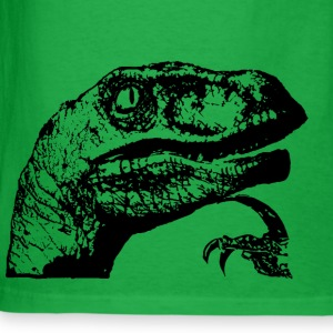 Philosoraptor Men's - Men's T-Shirt