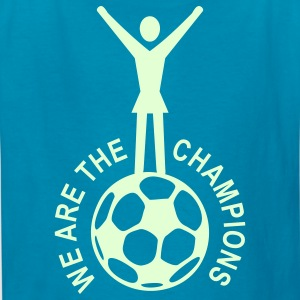 WE ARE THE CHAMPIONS - women soccer | children's shirt - Kids' T-Shirt