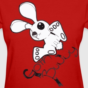 Cute Rabbit - Women's T-Shirt