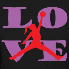 Love and Basketball Women Standard Tee