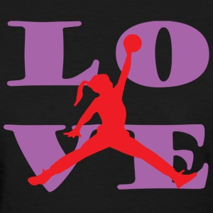 Love and Basketball Women Standard Tee - Women's T-Shirt