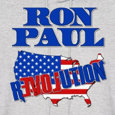 Ron Paul Revolution Hoodies