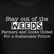 Design ~ Farmers and Cook's Tee