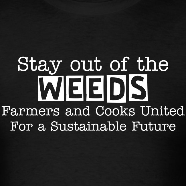 Farmers and Cook's Tee
